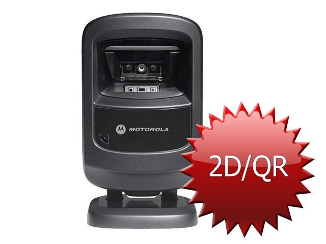 2D/QR баркод скенер четец Motorola DS9208 втора употреба
