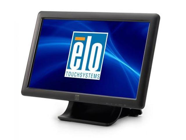 5,6-инчовият широкоформатен LED сензорен тъч монитор Elo 1509L TFT LCD IntelliTouch