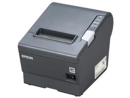 Техника втора употреба Кухненски / нефискален принтер Epson TM-T88 V USB, RS232 с автоматичен нож и хардуерна кирилица