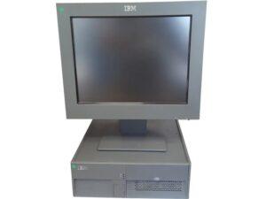 Комплект POS система IBM 4800-743 с монитор IBM втора употреба