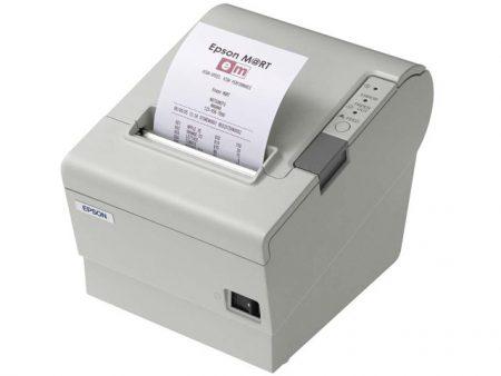 ПОС оборудване ново и втора употреба.Кухненски / нефискален принтер Epson TM-T88 IV с автоматичен нож