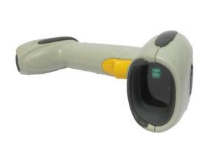 Баркод скенер Symbol LS4278 втора употреба бял безжичен.