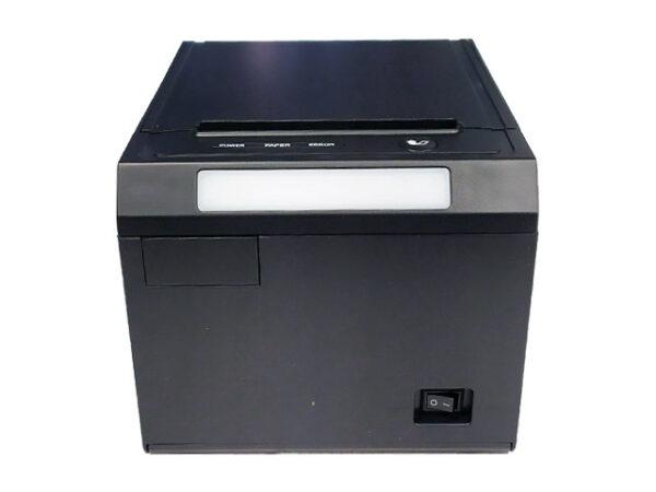 Термо POS принтер LAN USB RS232 със звукова и светлинна индикация след печат, вградена хардуерна кирилица