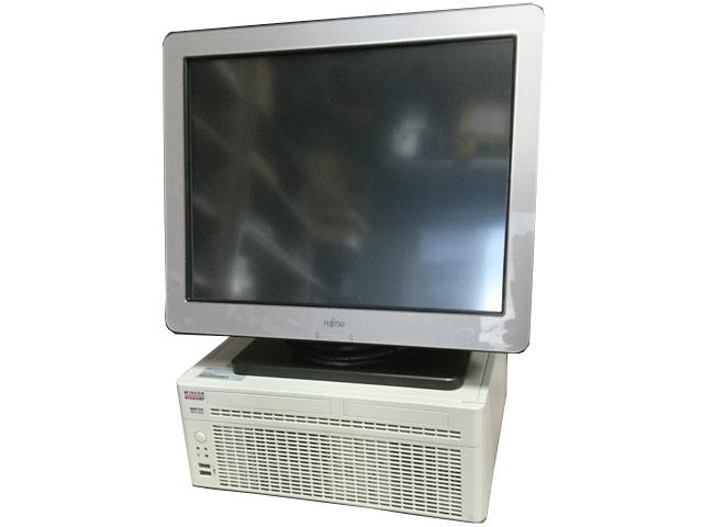 Комплект POS система Wincor Nixdorf Beetle M-II Plus с Тъч монитор Fujitsu втора употреба