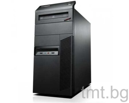 ЧЕТИРИЯДРЕНА МАРКОВА СИСТЕМА Lenovo ThinkCentre® M92p Tower/ 8GB/ 500GB втора употреба с RAID контролер