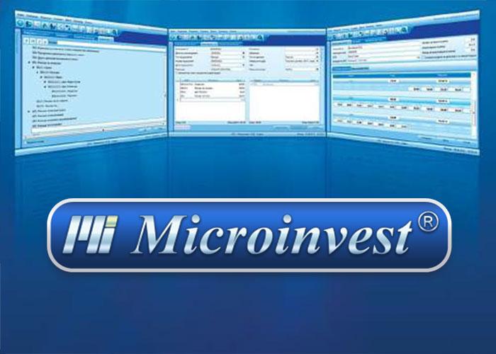 Microinvest складов и счетоводен софтуер.
