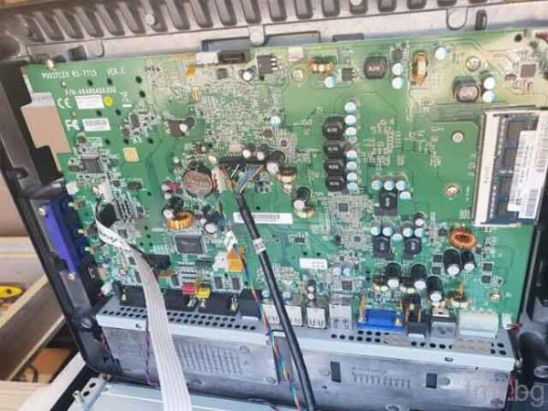 POS система posiflex ks 7515 безвентилаторна s 15 ir тъч