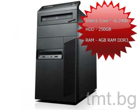 Компютър втора употреба Lenovo ThinkCentre® M91p Tower