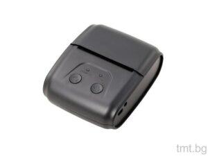 Нов мобилен нефискален термо POS принтер P200 с хардуерна кирилица