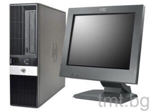 Техника втора употреба Комплект POS система HP RP5800 + Тъч монитор IBM SurePoint 4820-5GB