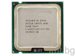 Техника втора употреба Процесор Intel® Core™2 Quad Processor Q9450