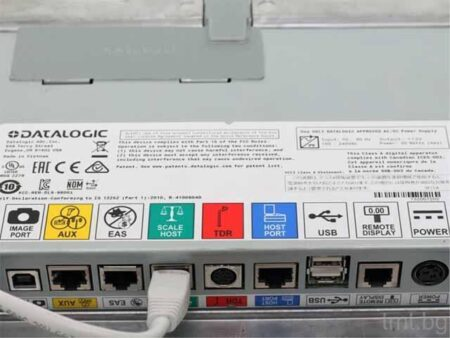 Техника втора употреба Баркод скенер за вграждане Magellan 9800i + вградена в скенера везна Mettler Toledo Ariva