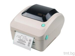 Нов етикетен баркод принтер 470B USB, LAN