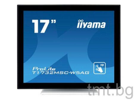 Тъч монитор Iiyama ProLite 1732MSC втора употреба в много добро състояние.