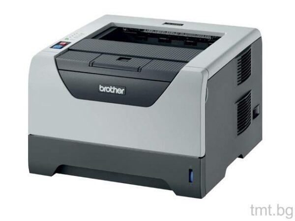 Лазерен принтер Brother HL-5340D втора употреба