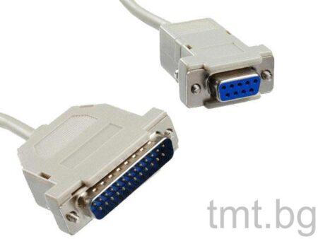RS232 кабел за кухненски принтер epson
