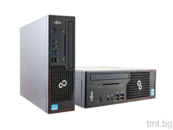 Компютър втора употреба Fujitsu C710 USFF/ i5 - 3470S/ 4GB/ 250GB HDD/ 2x RS232