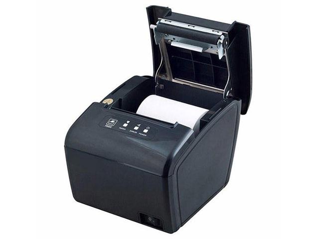 Термо POS принтер TMT-S260M с Wi-Fi, с автоматичен нож, звукова индикация след печат на бележка, вградена хардуерна кирилица.