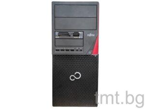 Мощен четириядрен компютър втора употреба Fujitsu Esprimo P920 / i7-4770 / 8GB / 500GB с RAID контролер.