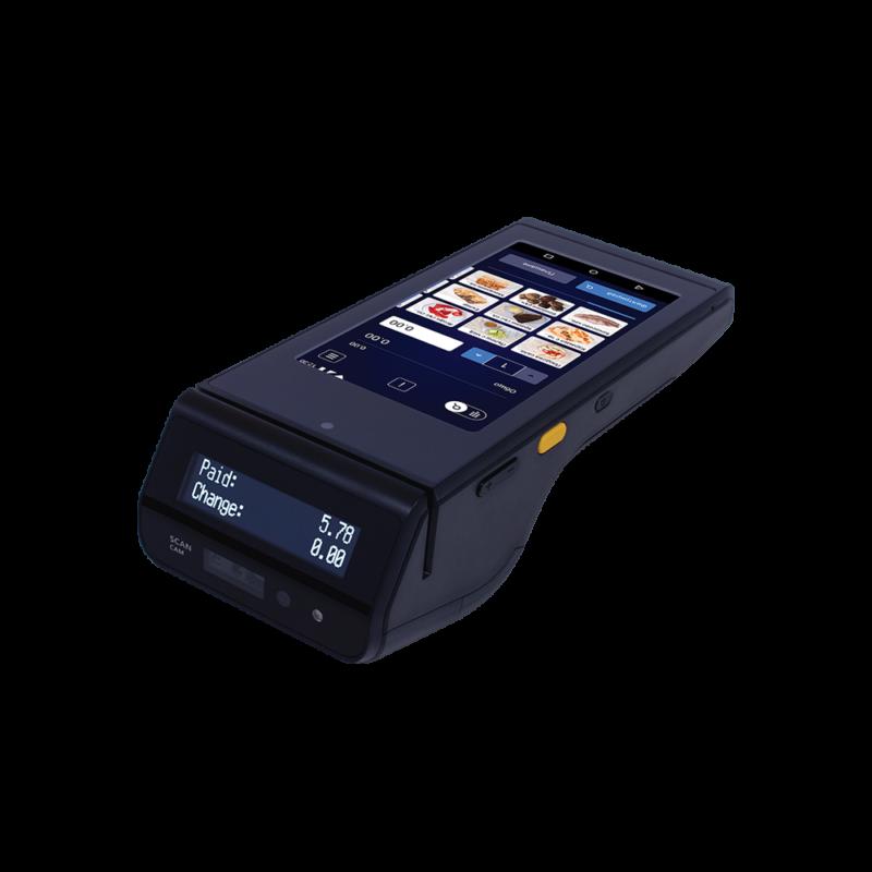 Разплащателен терминал BlueCash-50 DatecsPay.