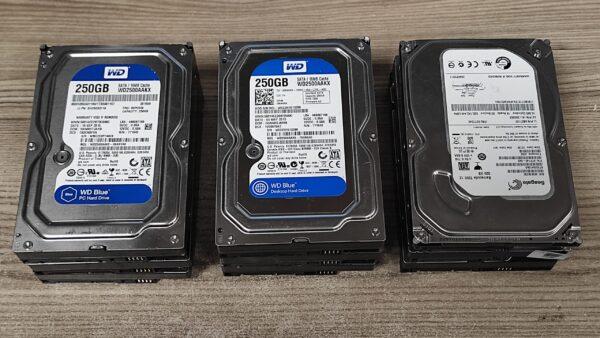 HDD втора употреба 250 GB