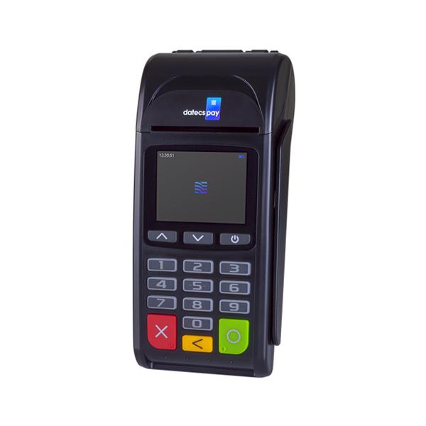 Разплащателен терминал BluePad-5000 на DatecsPay.