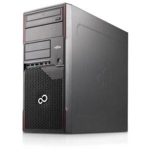 Компютър Fujitsu Celsius W420 Tower i5-3470S 4GB RAM 250GB HDD с RAID контролер втора употреба.