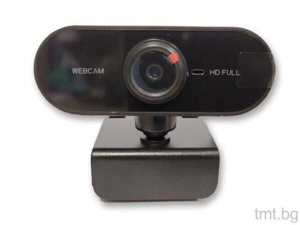 Нова USB Full HD 1080p камера с микрофон за компютър, лаптоп